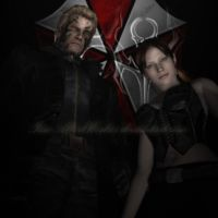 Wesker and Claire-V.I.P.S by IamAlbertWesker