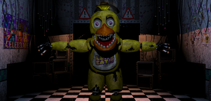 ..:Not So Withered Chica:.. by lllRafaelyay