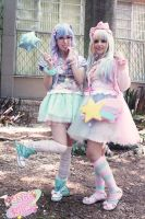 Pastel friends by lulysalle