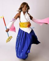 Yuna~ Always in Motion by OsatoCosplay