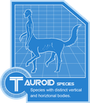 Tauroid Species Folder Info by pandemoniumfire