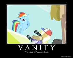 Rainbow Dash Demotivational by Norcon72