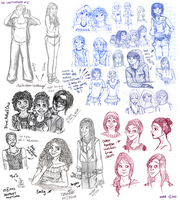 sketchdump 2 by caroll-in
