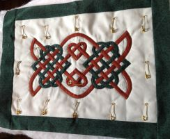 Celtic Knot 2 by Stitchwich