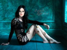 Isabelle Lightwood by Liliah