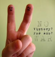 What is victory? by noor-maryam