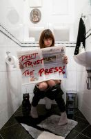 Don't Trust The Press by TianaMaros