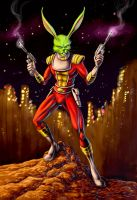 Star Wars - Jaxxon by KaRzA-76