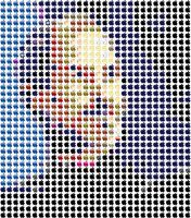 Steve Jobs Applemosaic 2 by gpsc