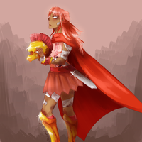 Scarlett The Gladiator by Sogequeen2550