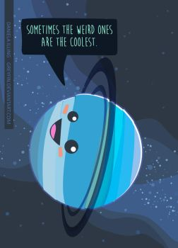 The weird ones are the coolest by greyfin