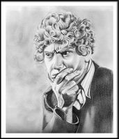Harpo Marx by Noomelo