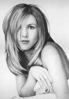 jennifer aniston by zaphod66