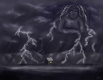 Lady Thunderstorm by evinca