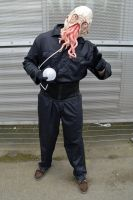 Ood Cosplay at the NSC 2015 (2) by masimage