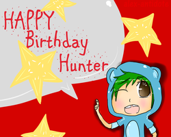 HBD Hunter by Cris-Gee
