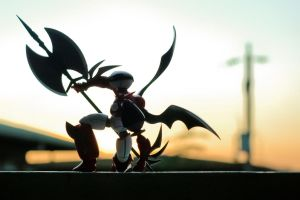 Executioner at Sunset by phtoygraphy