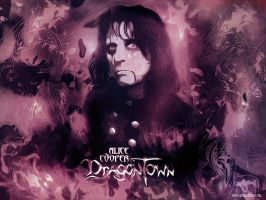 Alice Cooper by jdesigns79