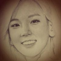taeyeon :) by michael160493
