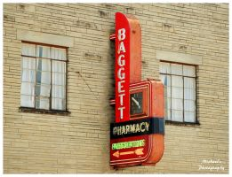 Baggett Pharmacy by TheMan268