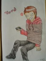 Eddsworld - Tord in trouble by 7thDeath