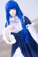 Bernkastel | indifferent gaze by s4-ki