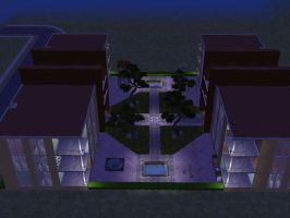sims 2 apartment n. 3 p. 2 by PeaceInfinityStars