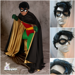 Robin (Batman: The Animated Series) - Wig by SnowBunnyStudios