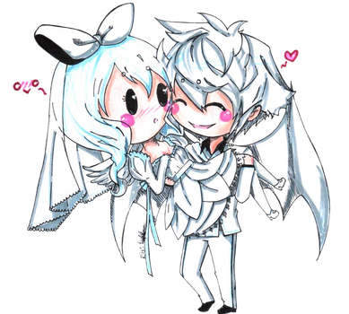 GaiaOnline Commission : Tiny Villain by rin-moon-7-13