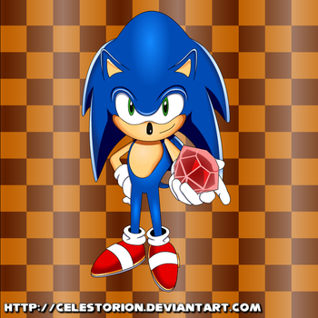 Project 20: Sonic by CelestOrion