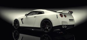 Nissan GT-R by TheImNobody