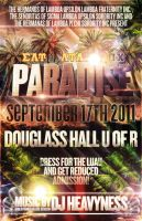 Paradise Flyer by V1sualPoetry