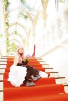 VOCALOID: Camellia Princess by Ashii-nori