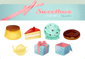 Sweetbox icon set by himacchi