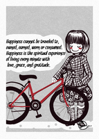 Happiness is Red by Landale