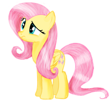 Fluttershy Improved by Julietisthebestpony