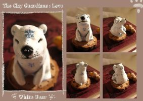 Polar Bear Totem by SophieLeta