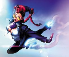 Crimson Viper by JPRcolor