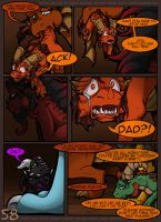 Feuriah's Dawn : pg. 58 by WeirdHyena