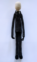 Slender Man by nevR-sleep