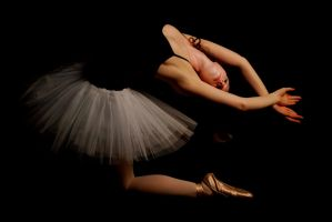 ballet three by DancerbyNite