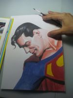 Superman 02 by WellingtonDiaz