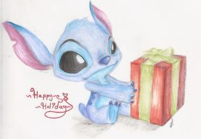 Stitch by elixirXsczjX13