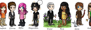 The Hunger Games by Baileexx3
