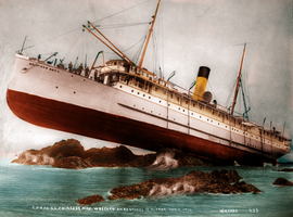 Unfortunate Occurance by RMS-OLYMPIC