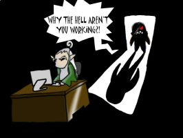 Poor Working Conditions by Haayls