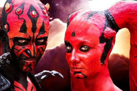 Darth Maul - Darth Talon Cosplay by ASCosplay
