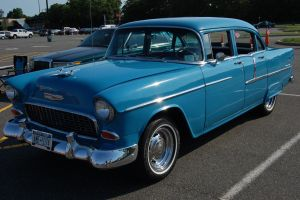 1955 CHEVROLET 210 (III) by HardRocker78