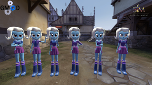 [DL] Trixie suits pack by Stefano96
