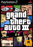 GTA III - My version box art by o-OPAZO-o